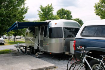 Airstream in Tennessee