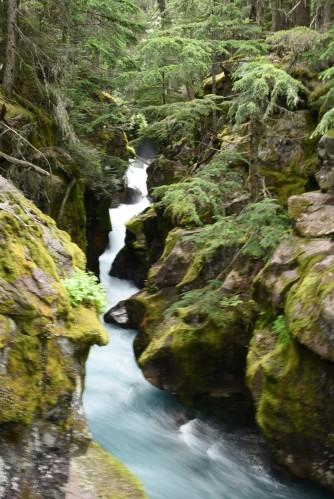 Avalanche River