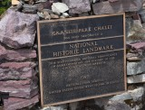 Granite Park Chalet historic marker