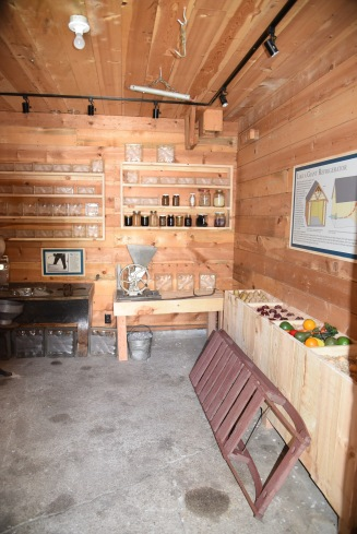 Interior Cold Storage