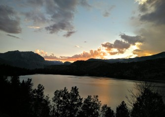 June Lake Sunset
