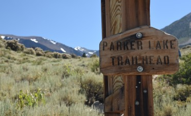 Parker Lake Trailhead