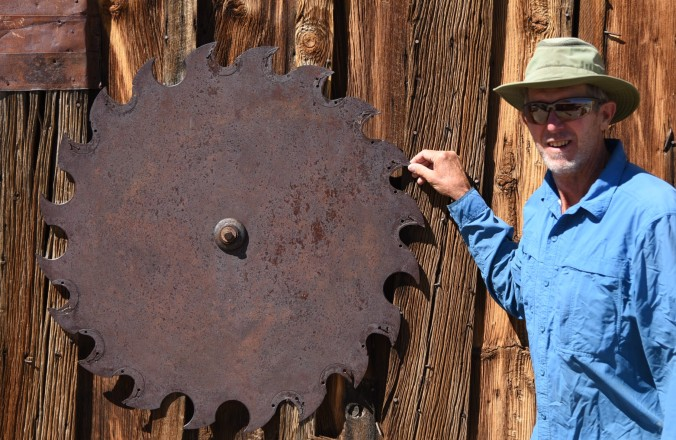 Bodie 27 Jim with saw blade