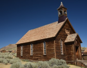 Bodie 28 Methodist Church