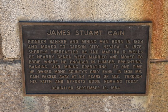 James Stewart Cain