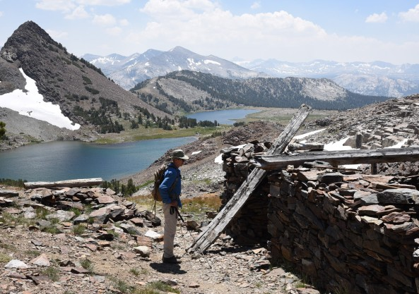 looking-down-on-upper-and-middle-gaylor-lakes-from-mine-trail
