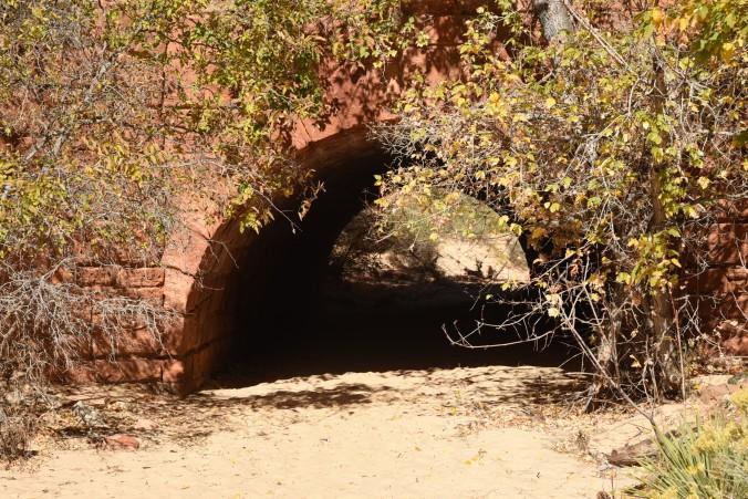 petroglyph-tunnel