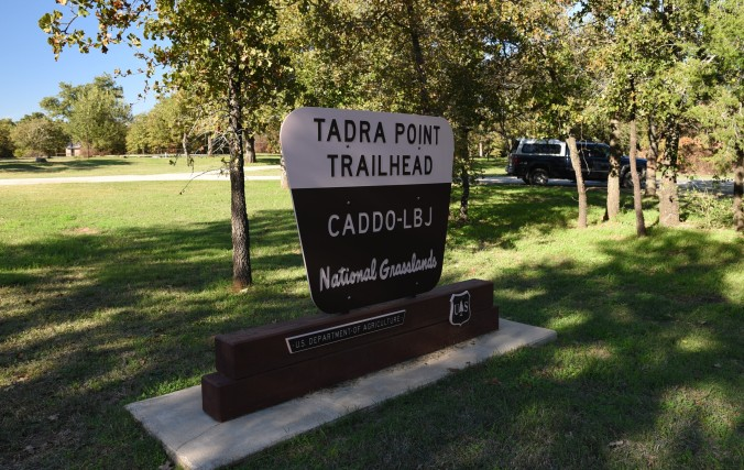 tadra-point-trailhead