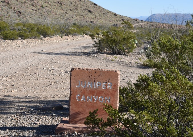 juniper-canyon-road-sign