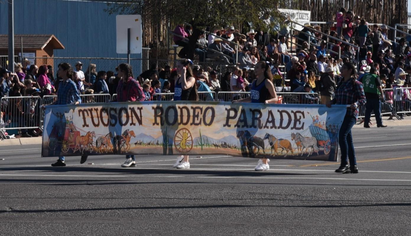 Tucson Rodeo Season Lynn S Reverse Gap Year