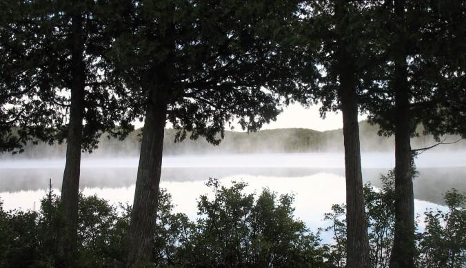 algonquin-2010-trip-morning-mist