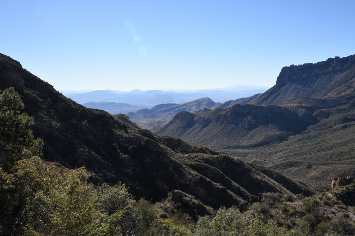 View from Lost Mine Trail 2