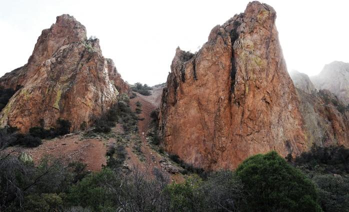 Window Trail view