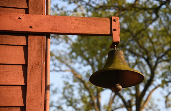 Bell on Blacksmith Shop