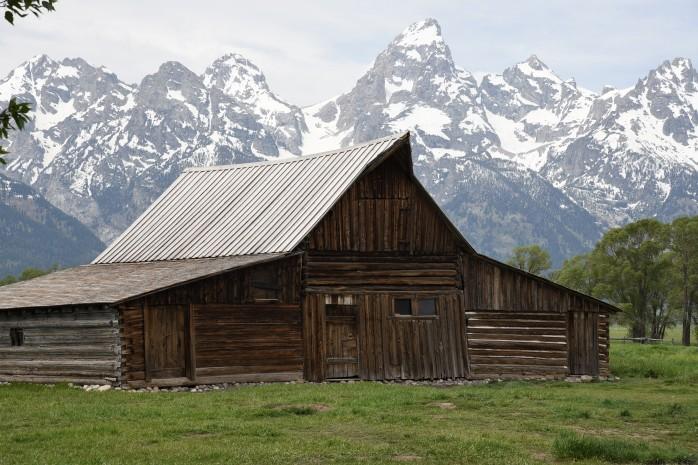 T.A.Moulton Barn