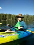 Loving my new kayak!!