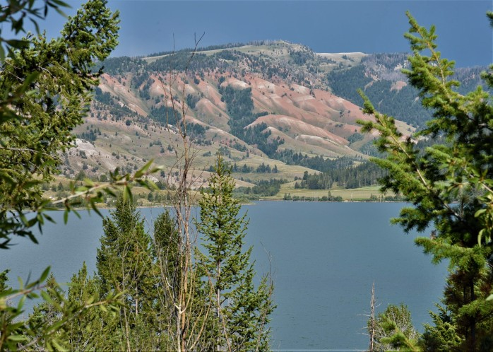 Slide Lake overlook
