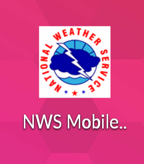 NWS mobile