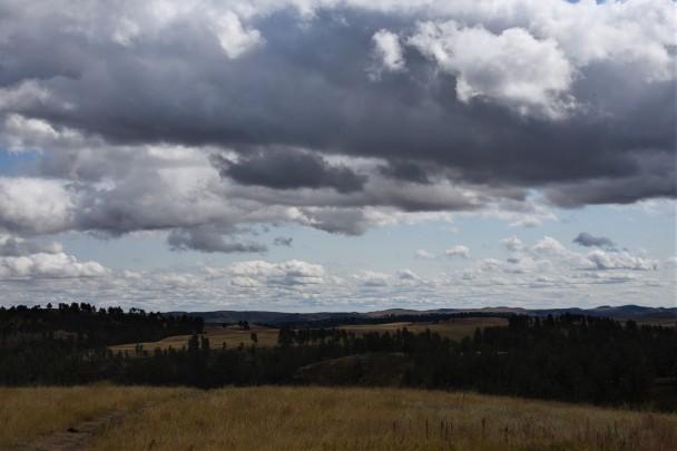 Wind Cave NP prairie view