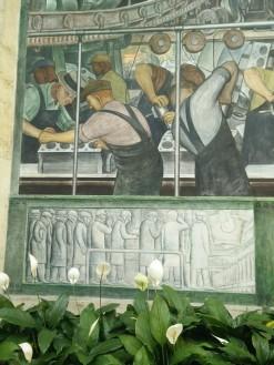 Diego Rivera's Detroit Industry murals