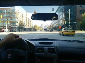 """""""Cruising"""" Woodward Ave!"""