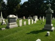 Love walking around old cemeteries