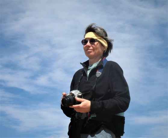 Lynn at Muley Point 2