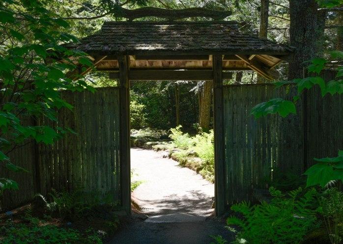 Asticou Garden entrance (1 of 1)