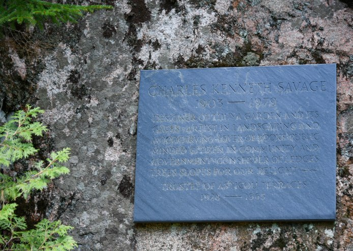 Charles Savage monument (1 of 1)