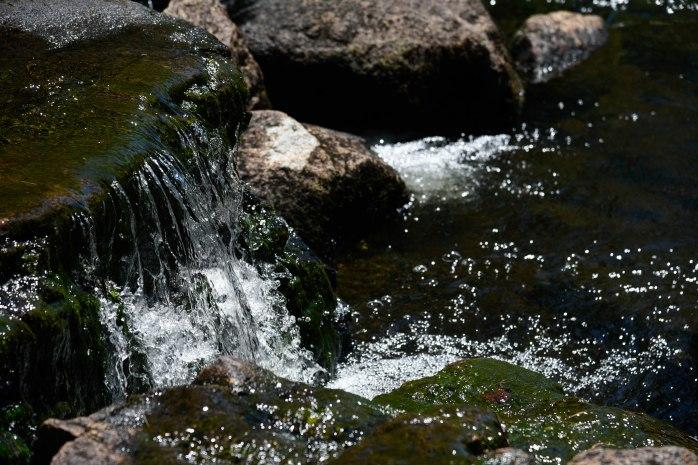 Lower Hadlock Pond waterfall (1 of 1)