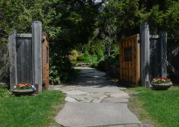 Thuja Garden entrance (1 of 1)