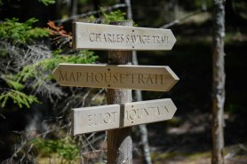 Trail signs (1 of 1)