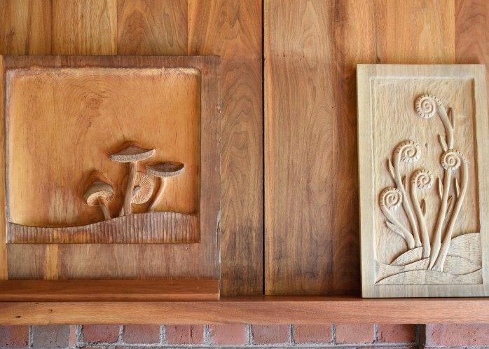 Charles Savage wood carvings (1 of 1)