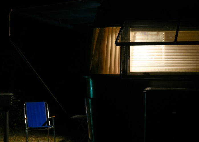 Airstream at night (1 of 1)