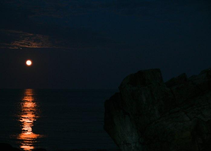 Lynn's Rock at full moon 2 (1 of 1)