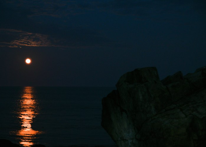 Sturgeon Moon and Rock 2 August 26 (1 of 1)