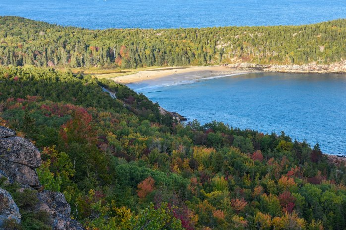 Gorham Mountain Sand Beach view (1 of 1)