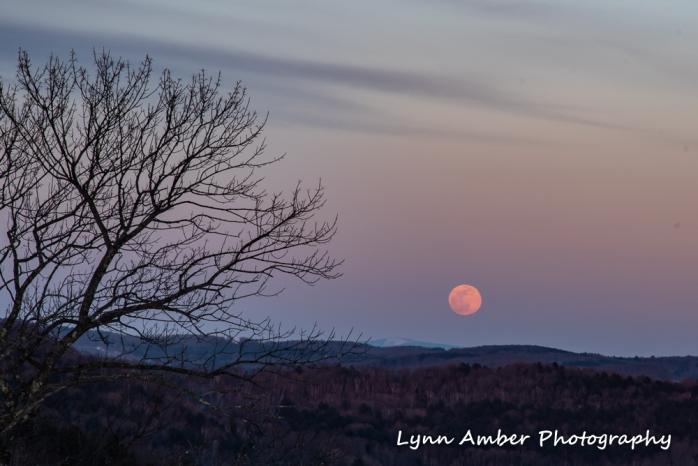 Moonrise (1 of 5)