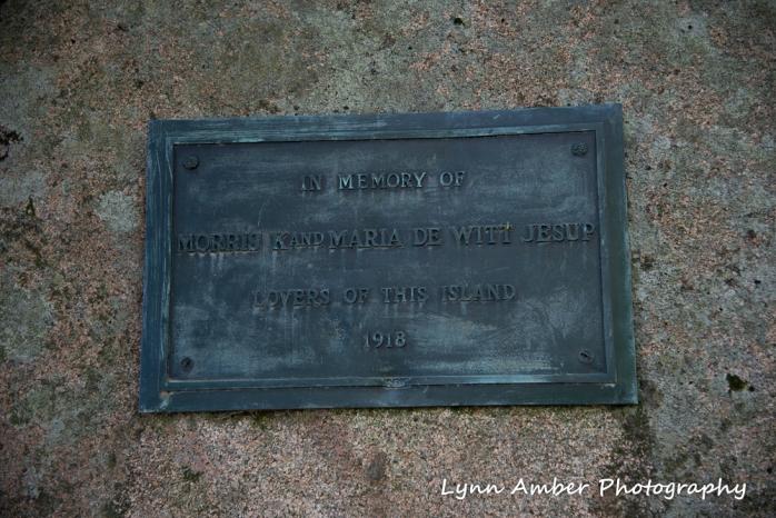 Jesup Path Memorial (1 of 1)