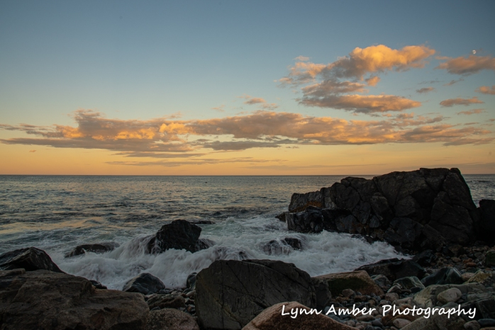 Sunset at Blackwoods coast (1 of 1)