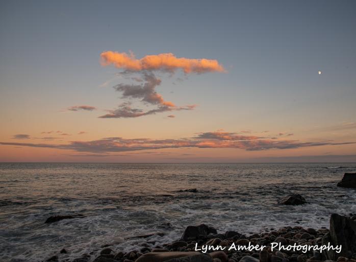 Sunset at Blackwoods coast 2 (1 of 1)