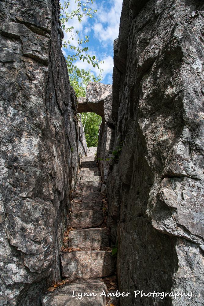 Homan Path stonework (1 of 1)