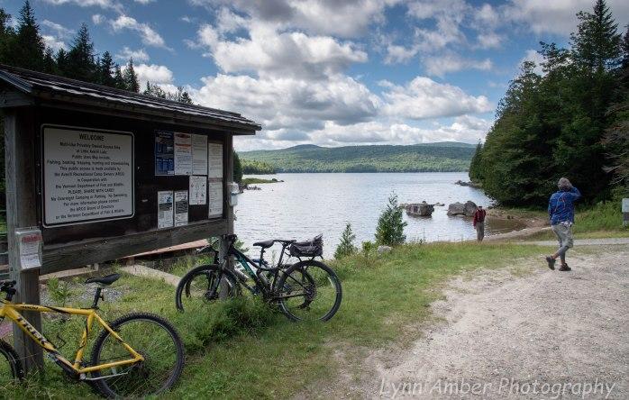 Bike ride to Little Averill
