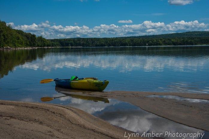 Lynn's Kayak Little Averill Lake 2