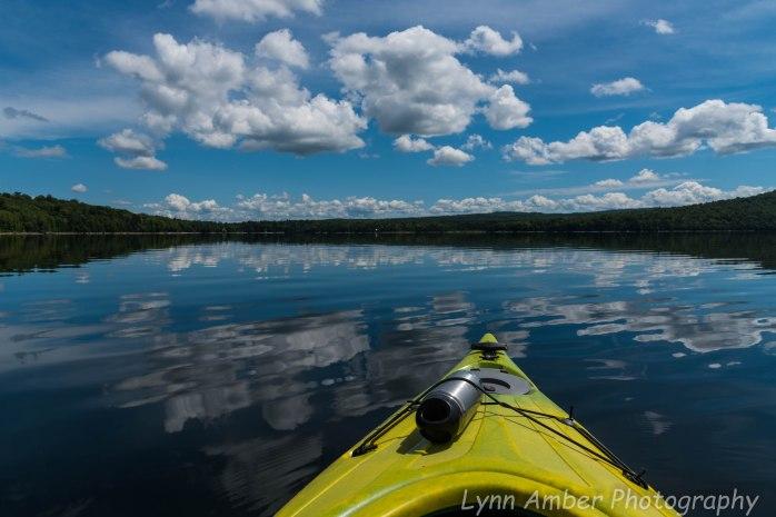 Lynn's Kayak Little Averill Lake 3