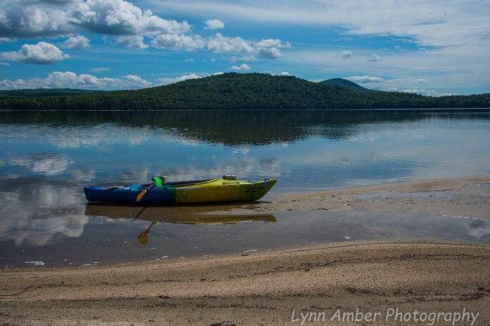 Lynn's Kayak Little Averill Lake